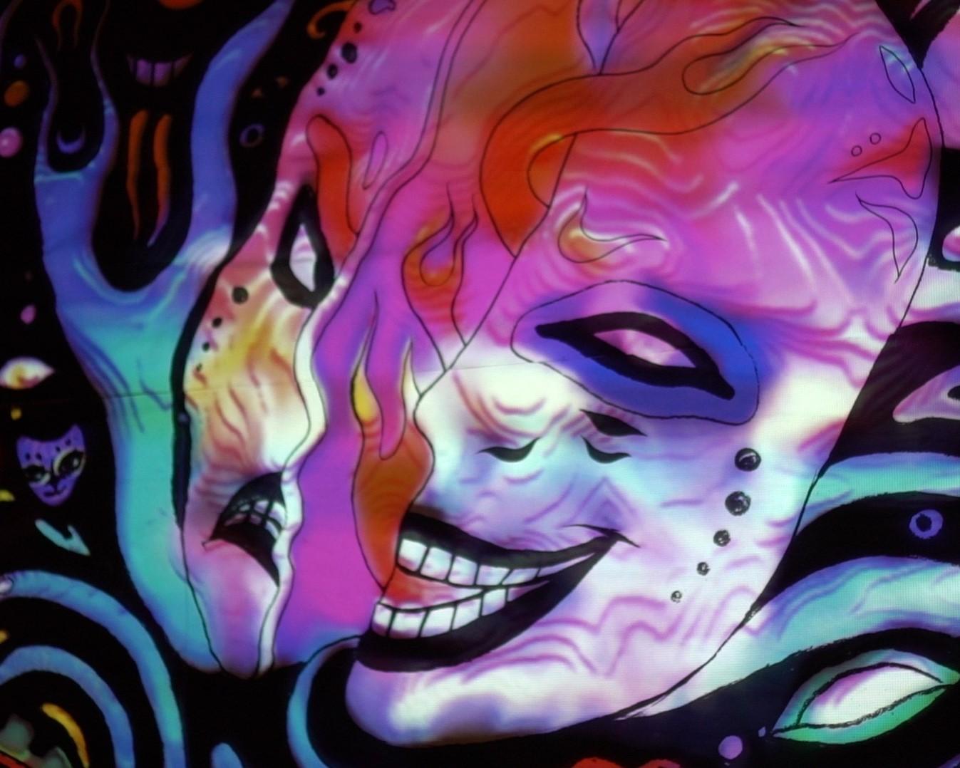 Fresque Animée